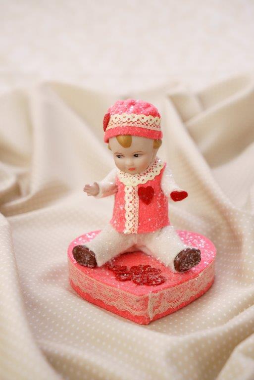 Adorea on a Valentine