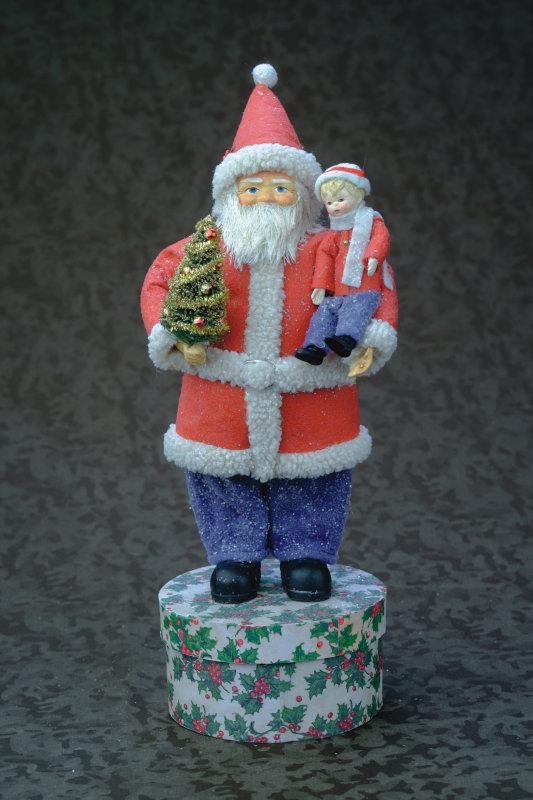 Father Christmas & Buddy Boy Box
