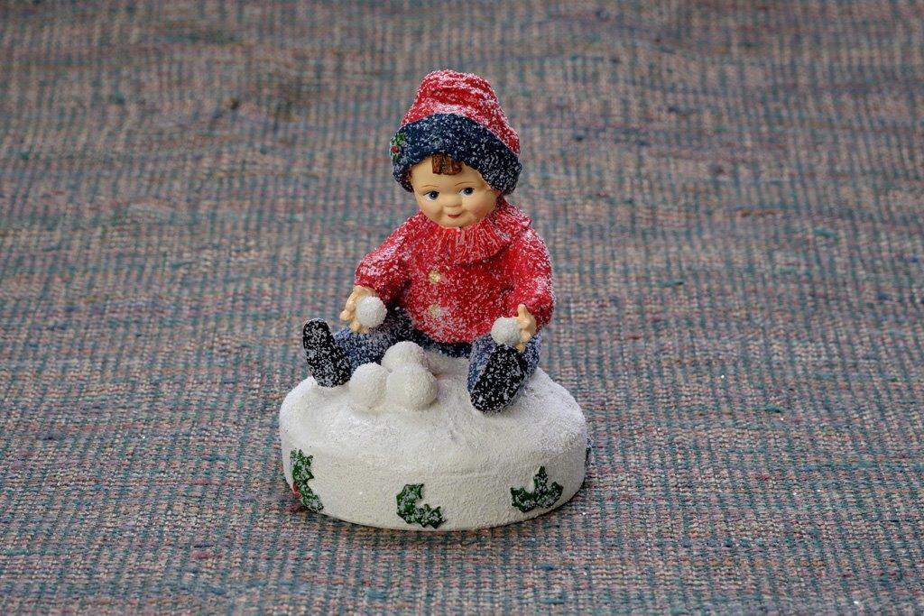 Patty Cakes Snowball