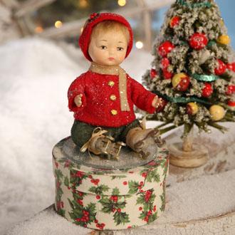 A ROLLER SKATING CHRISTMAS