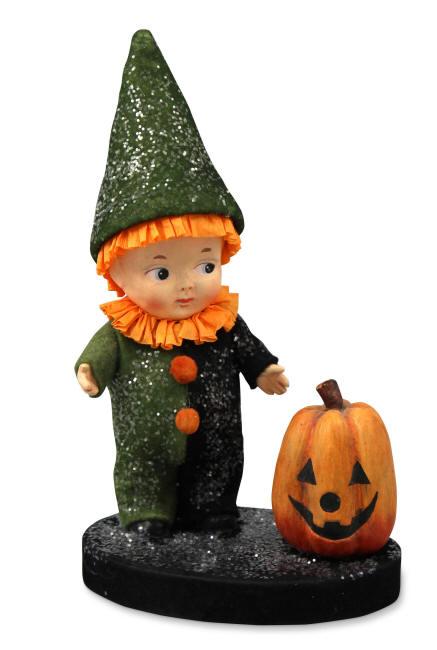 Little Pumpkin Clown