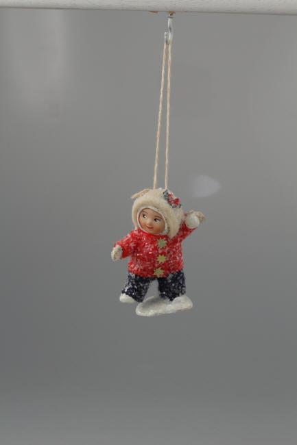 Snowball Fun Ornament